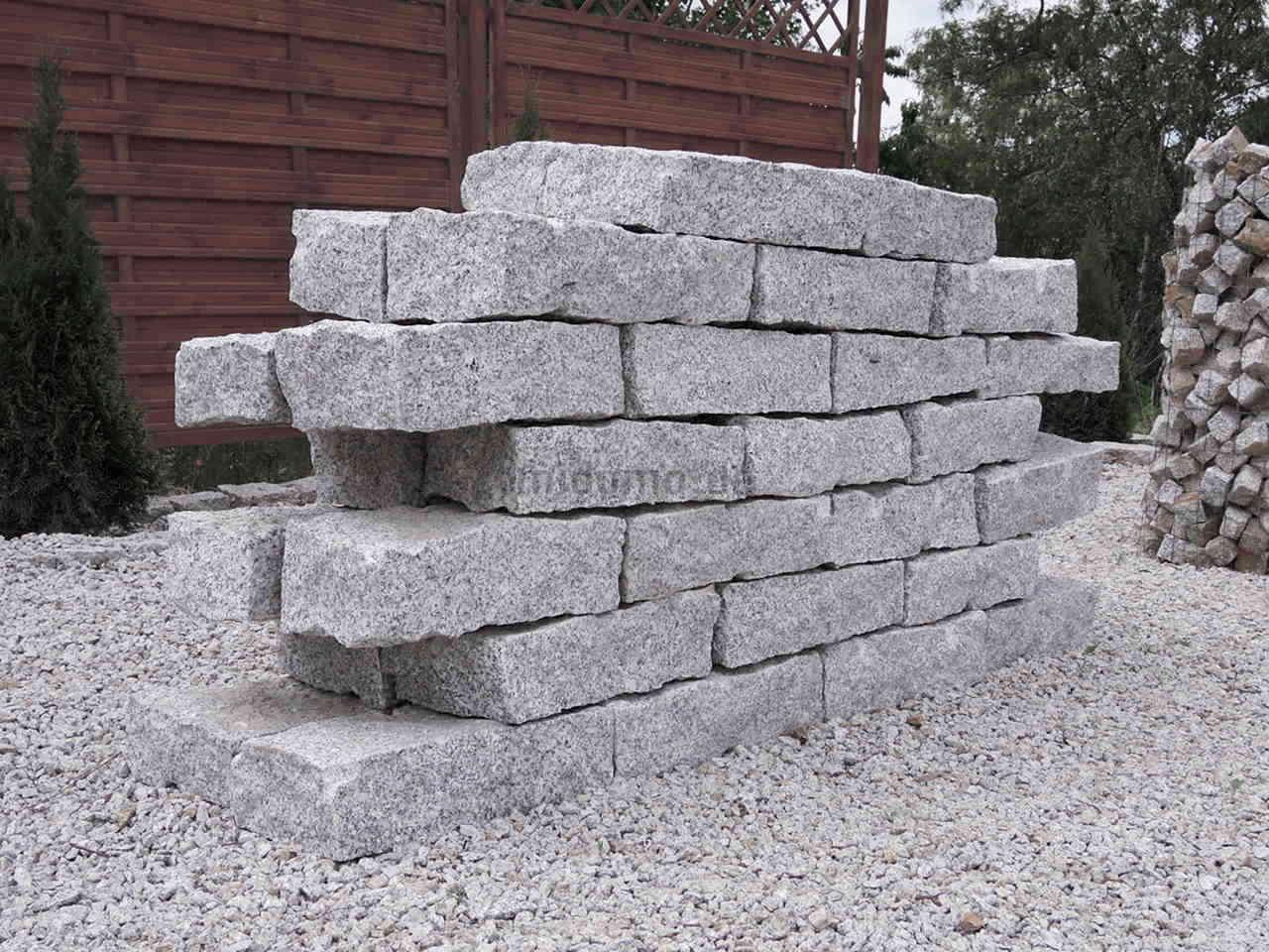 granit mauersteine trockenmauer gartenmauer granitsteine. Black Bedroom Furniture Sets. Home Design Ideas