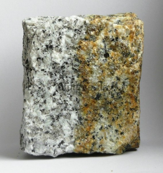 Granitpflaster DORNBERG grau-gelb